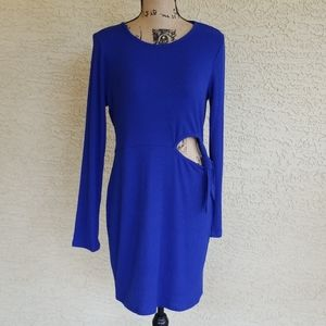 Everly Blue Dress